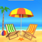App Icon for Vacation Hero App in United States IOS App Store