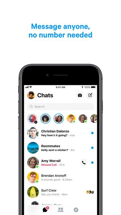 Messenger screenshot-0