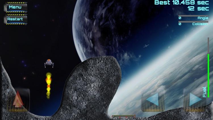 Lunar Lander Relaunched screenshot-0