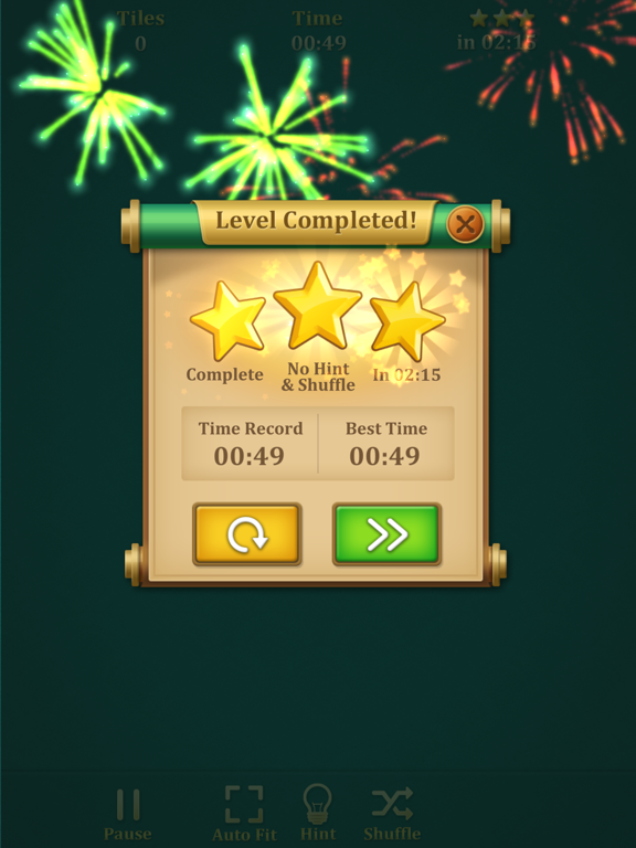 Mahjong Solitaire: Classic screenshot 8