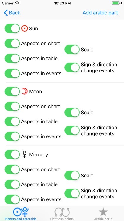 Astrology: Horary Chart screenshot-9