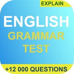 English Grammar & Test