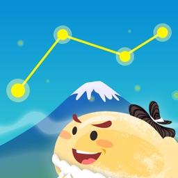 Sumo Mochi: Fun Geometry Game