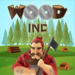 Wood Inc. - 3D Idle Lumberjack