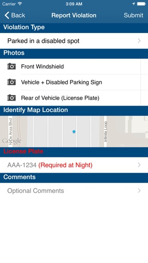 Parking Mobility App >> Parking Mobility On The App Store