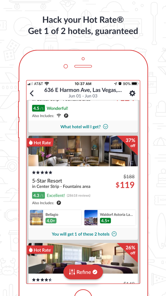 Hotwire Last Minute Hotels App For Iphone Free Download Hotwire Last Minute Hotels For Ipad Iphone At Apppure