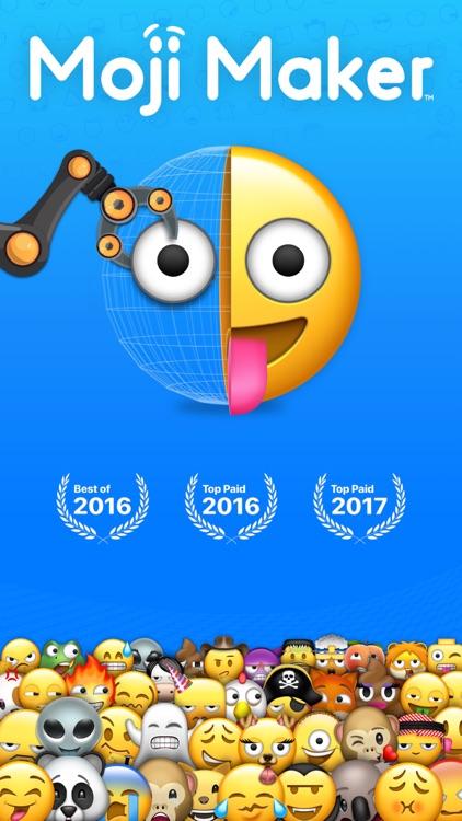 Moji Maker™ | Emoji & Avatar screenshot-0