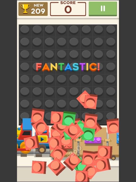 Block Train: Puzzle screenshot #4