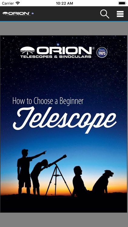 Orion Telescopes & Binoculars by Orion Telescopes and Binoculars