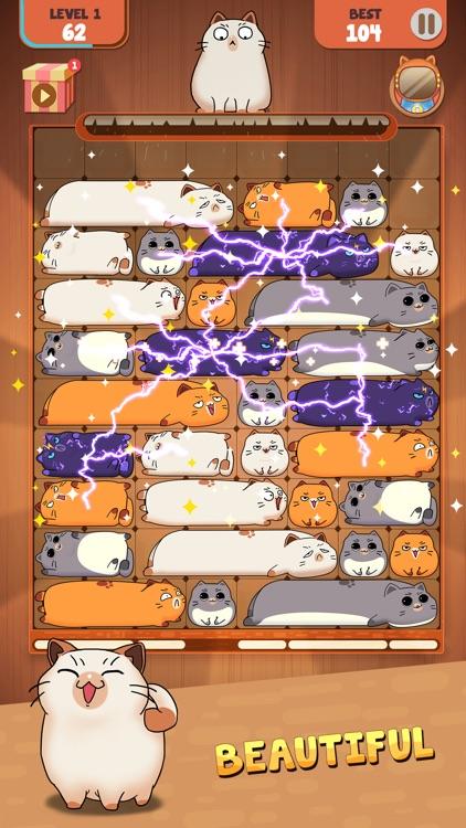 Haru Cats®: Cute Slide Puzzle screenshot-5