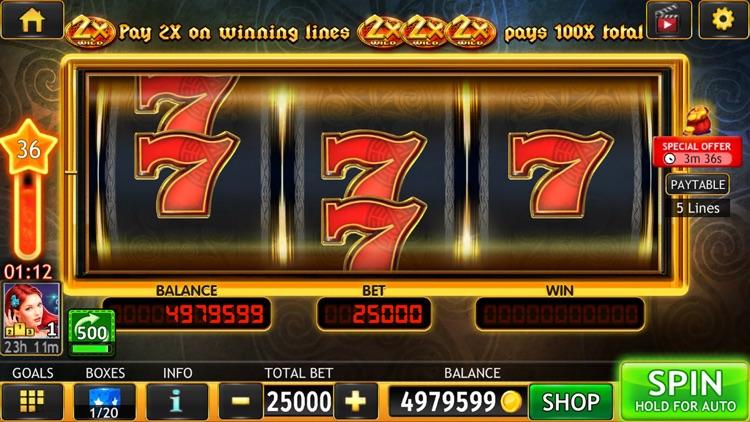 Wild Triple 777 Slots Casino screenshot-8