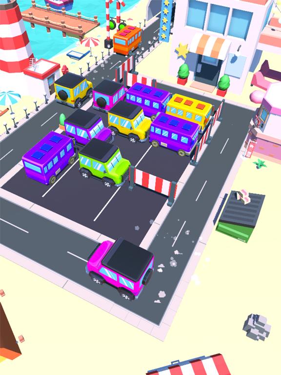 Car Jam 3D screenshot 13