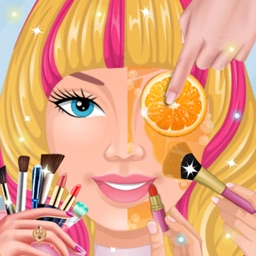 Princess girls dress-up games