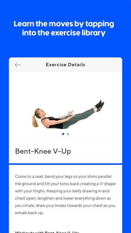 Go - Audio Workouts & Fitness screenshot-4