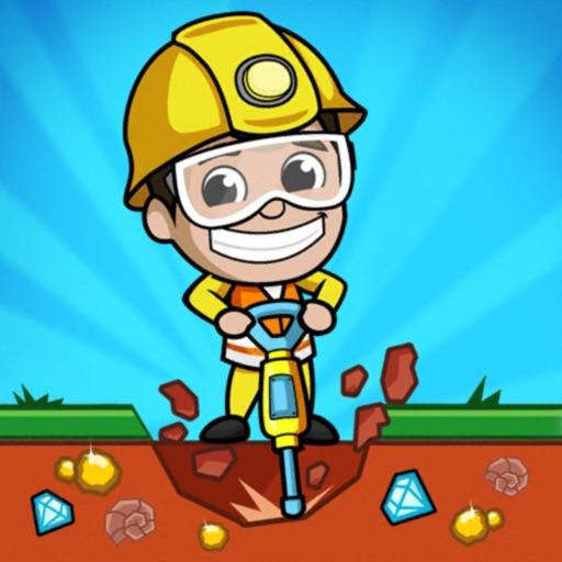 ざくざくキング:採掘王国 (Idle Miner T.)