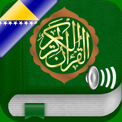 Quran Audio mp3 Pro: Bosnian