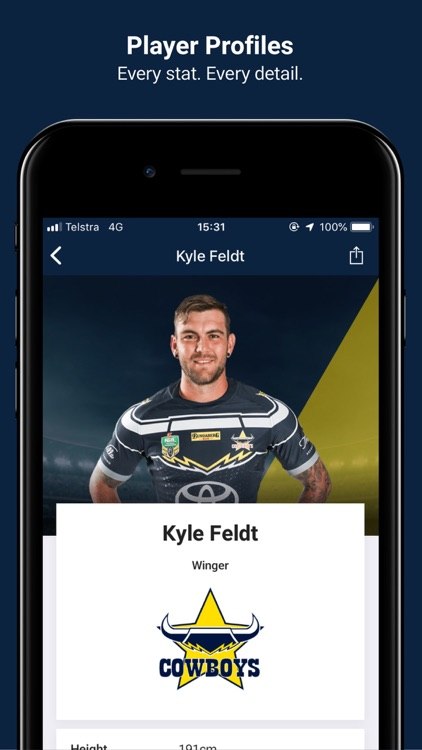 North QLD Cowboys screenshot-6
