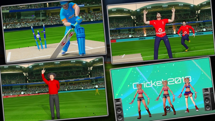 Play Cricket Games 2019 screenshot-3