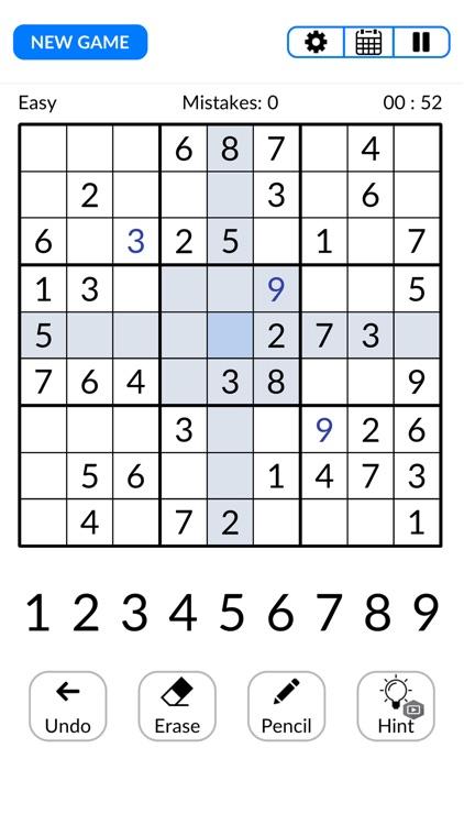 Sudoku·· screenshot-3