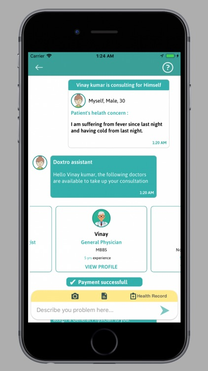 Doxtro - Consult Doctor Online screenshot-4