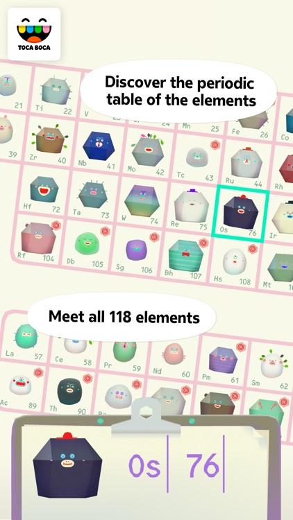 Toca Lab: Elements screenshot-0