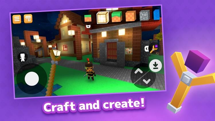 Crafty Lands screenshot-0