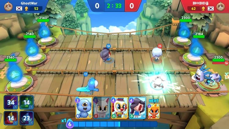 GhostWar : Casual Battle Arena screenshot-7