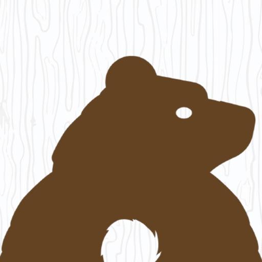 Bearback Stickers