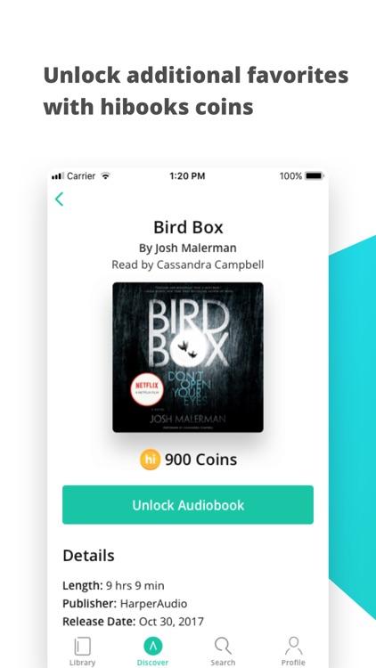 hibooks - amazing audiobooks