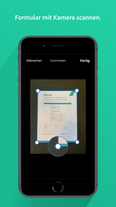 Adobe Fill & SignScreenshot von 2