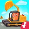 Kids Construction Trucks Drive