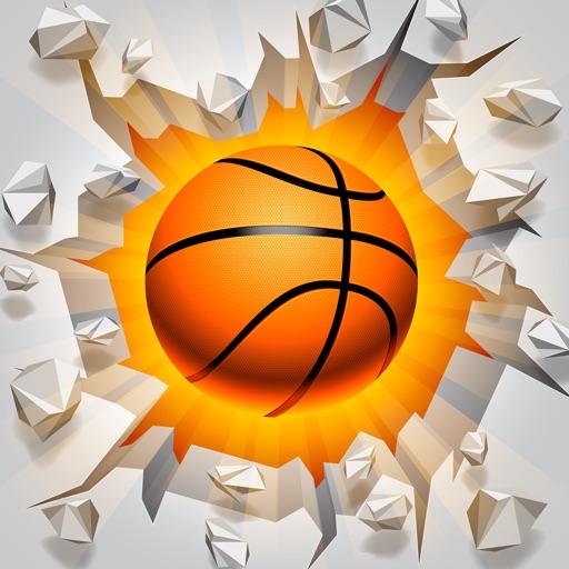 Basketball Two Player Showdown iOS App