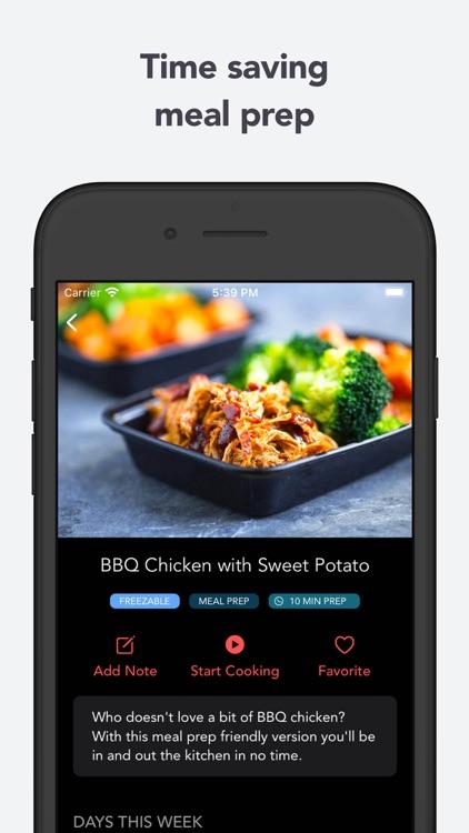 MealPrepPro: Meal prep planner screenshot-5