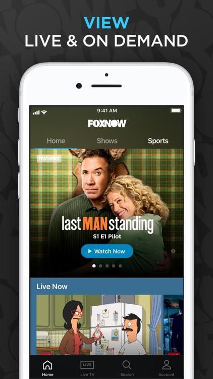 FOX NOW: Watch TV & Sports screenshot-5