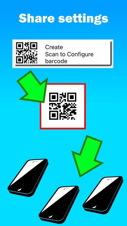 Barcode Scan to Web screenshot-5