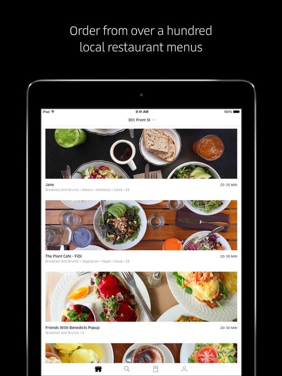 Uber Eats のお料理配達のおすすめ画像2