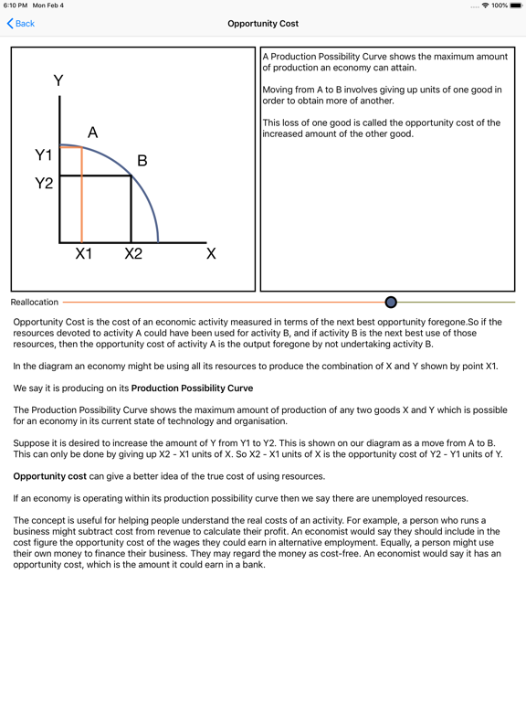 Economics 4 Students Lite screenshot 10