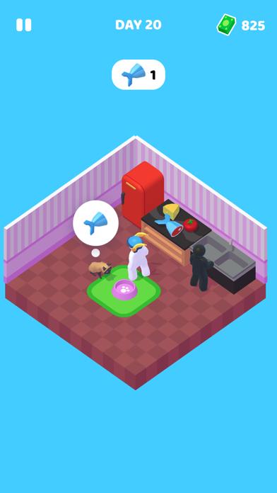 Staff! - Haus SpieleScreenshot von 2