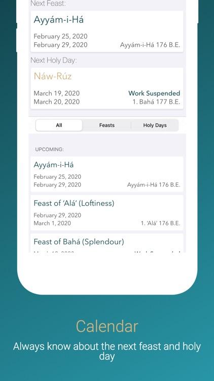 Bahá'í Prayers screenshot-7