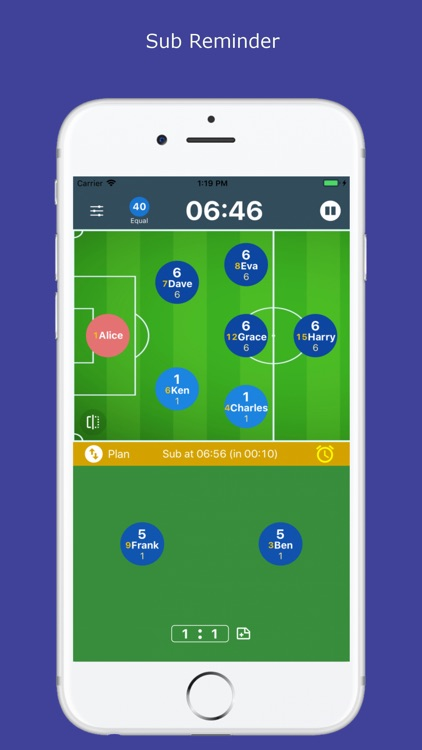 SubTime: Playing time tracking