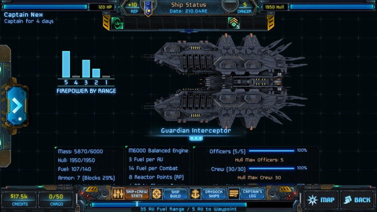 Star Traders: Frontiers screenshot-3