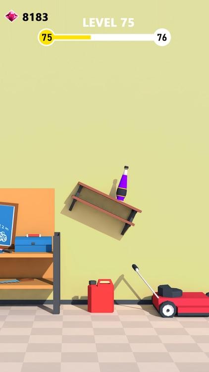 Bottle Flip 3D*. screenshot-6