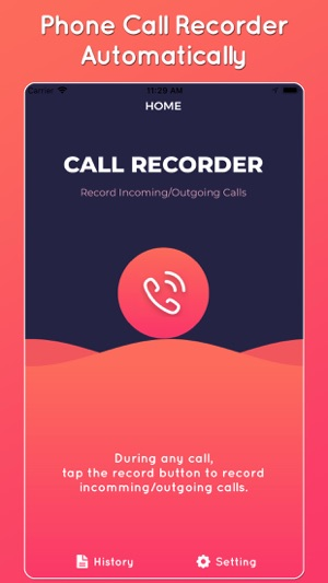 call recorder pro not recording incoming voice