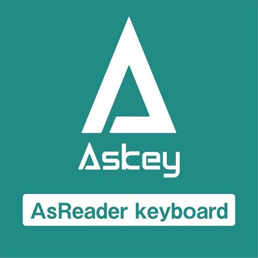 AsKey - Keyboard for AsReader
