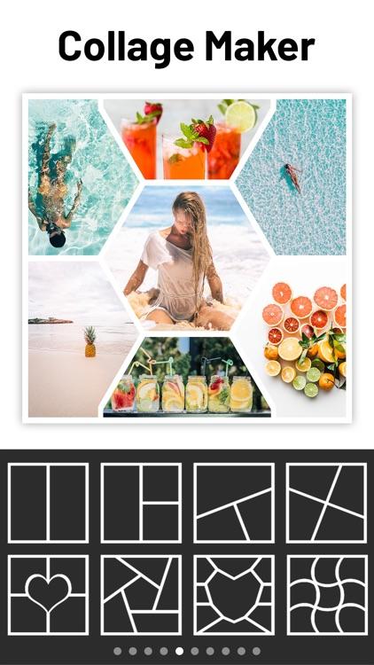 Collage Maker - Mixgram Editor screenshot-0