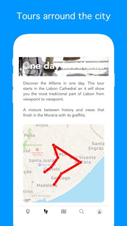 Lisbon - Travel Guide & Map