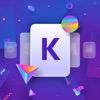 خطوط ومواضيع ورموز iKeyMoji