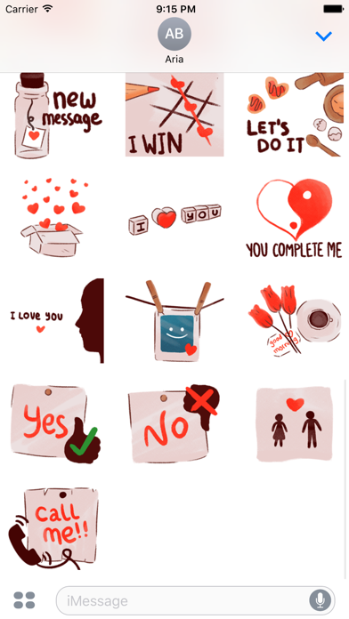 Happy Valentine's Day Icon Screenshot