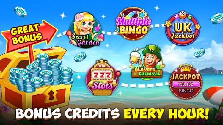 Bingo Holiday - BINGO Games screenshot-6
