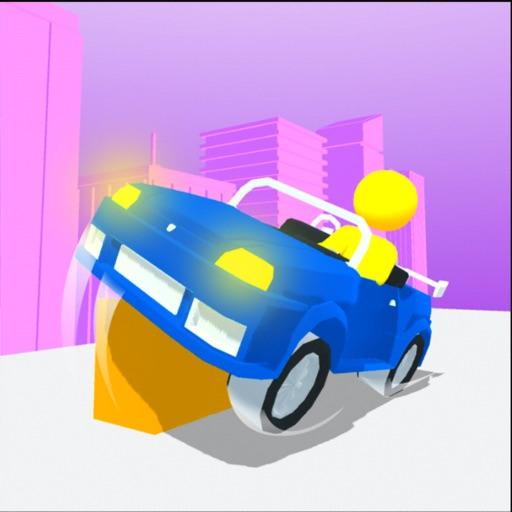 Car Side Stunt